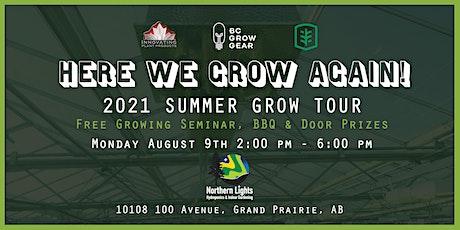 Here We Grow Again - Grand Prairie Growing Seminar & BBQ tickets