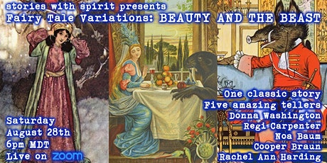 Fairy Tale Variations:  BEAUTY AND THE BEAST tickets