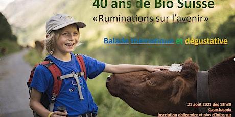 40 ans de Bio Suisse Tickets