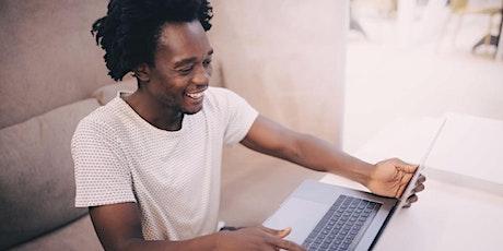 Online Black Singles Match Speed Dating (Ages 23-30) billets