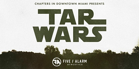 Tar Wars Adventure Race | Presented by Chapters Miami tickets