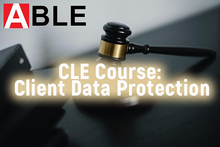Client Data Protection Seminar - An Accredited NJ & PA CLE Course image