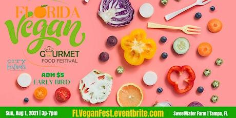 Florida Vegan Food Festival 2021 tickets
