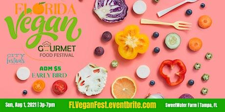 Vendors and Sponsors for Florida Vegan Gourmet Food Festival tickets