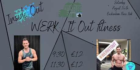 Inside Out - WERK It Out Fitness tickets