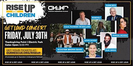 Get Loud Concert tickets