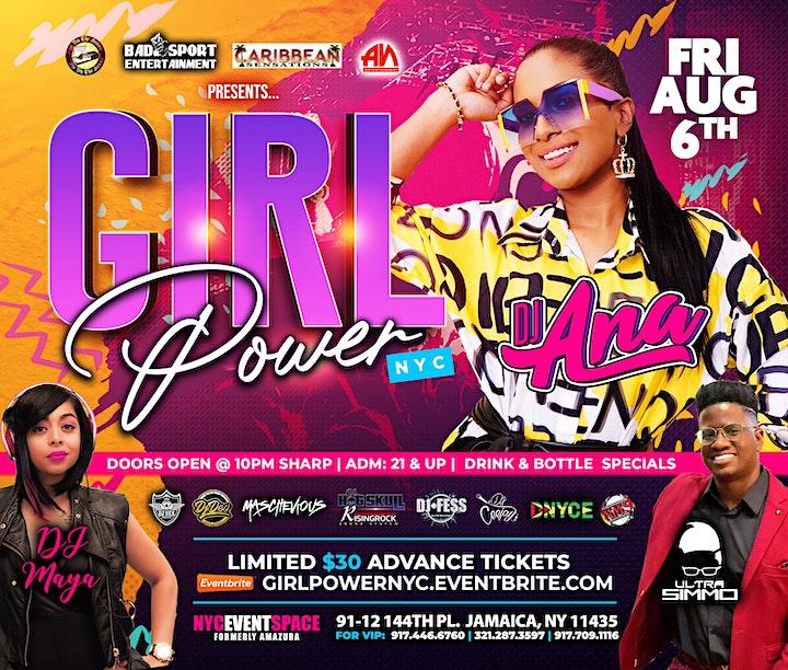 Girl Power NYC image