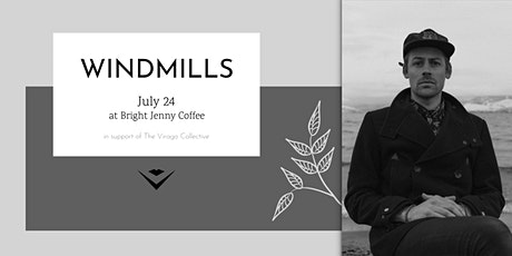 Windmills at Bright Jenny Coffee tickets