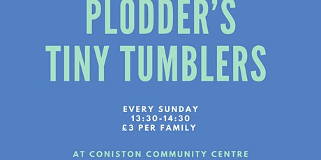 Plodder Pals Tiny Tumblers tickets