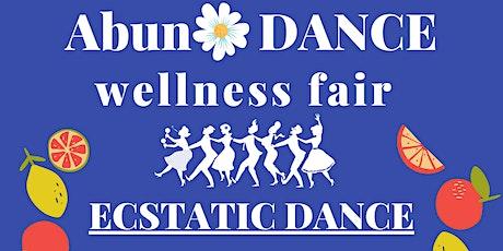 AbunDANCE - Wellness Fair Pop Up tickets