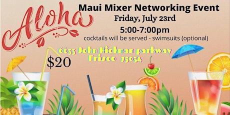 Aloha Maui Mixer NetworkIng Event tickets
