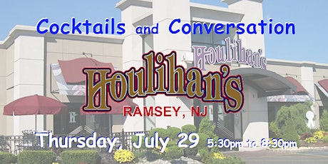 No Cover with EB Ticket ~ Houlihan's ~ Ramsey, NJ  ~ Happy Hour tickets
