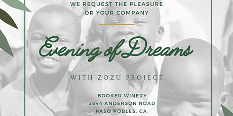 Evening of Dreams with Zozu Project tickets