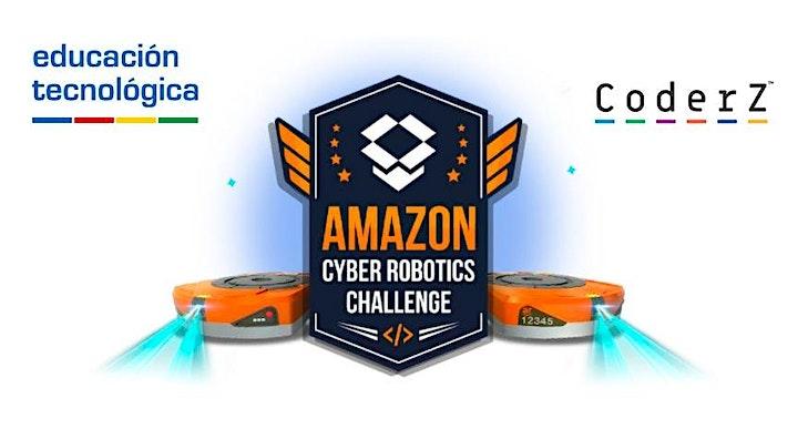 Imagen de Olimpíada de Robótica CoderZ 2021