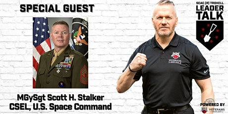 Leader Talk with SEAC(R) John Wayne Troxell biglietti