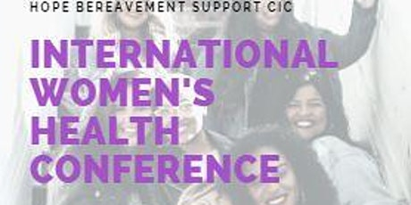 International Women's Health Conference tickets