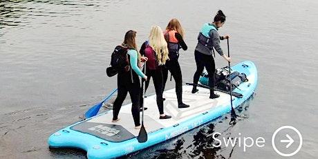 Loch Lomond Paddleboarding, Island hopping and Yoga tickets