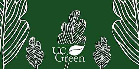 UC Green Pruning Club tickets