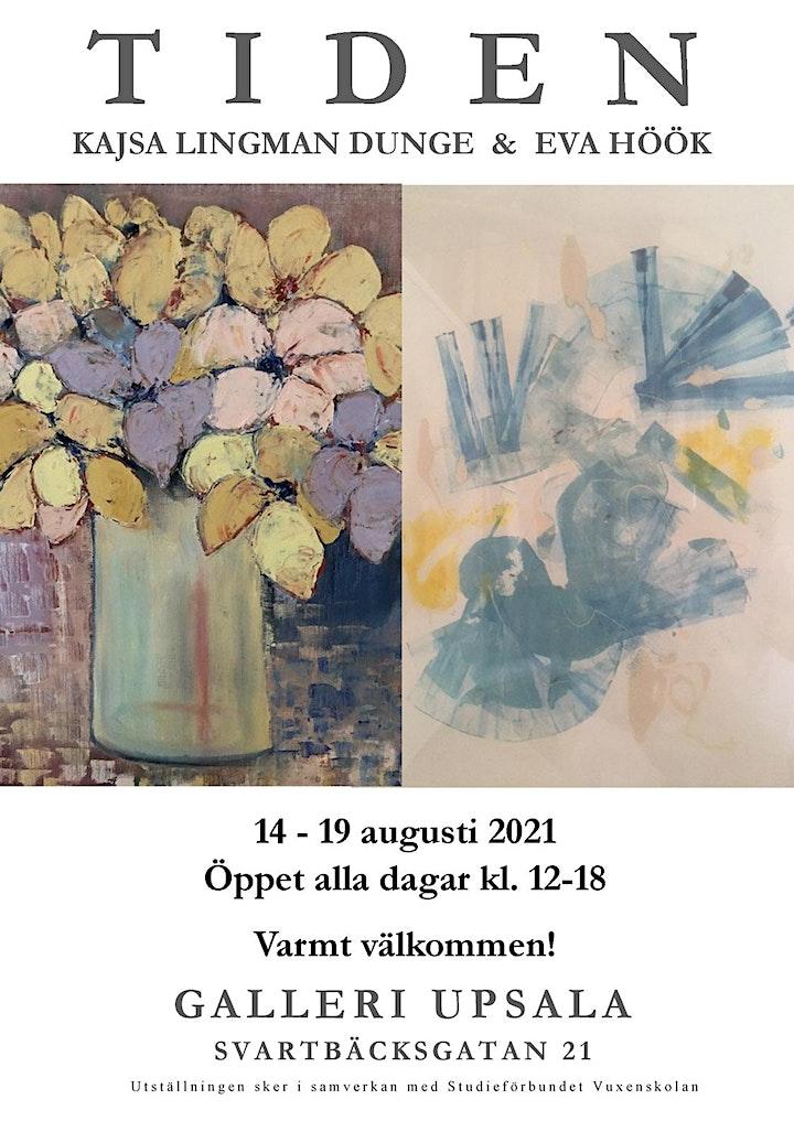 """Kajsa Lingman Dunge & Eva Höök - """"TIDEN"""" bild"""