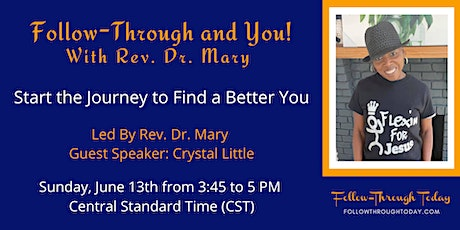 Copy of Start the Journey to Find a Better You tickets