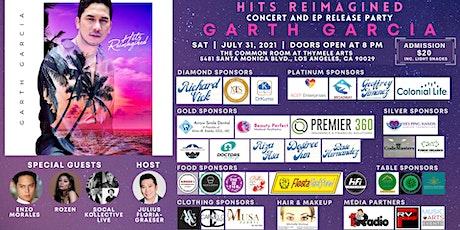 Garth Garcia Concert & EP Release Party tickets