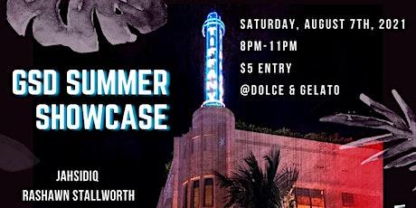 Golden Soul Dynasty Summer Showcase tickets