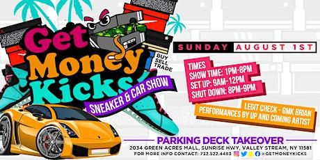 Get Money Kicks Sneaker Show/Rix Magazine&Car Show/Concert Crave/ T.C.F.D tickets