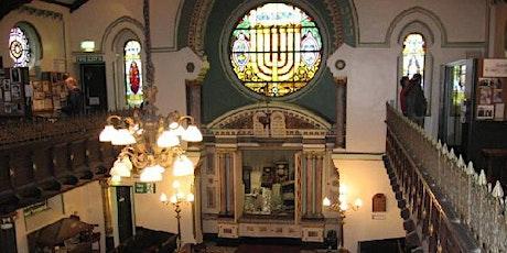 Jewish Manchester Tour (heimishe walking tour) tickets