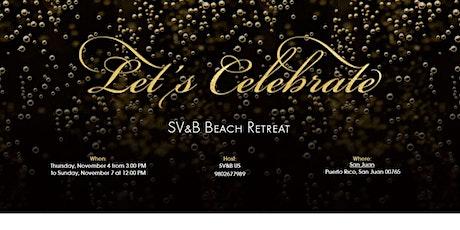 SV&B US Beach Retreat tickets