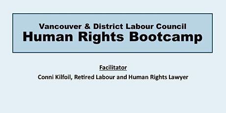 Human Rights Bootcamp tickets