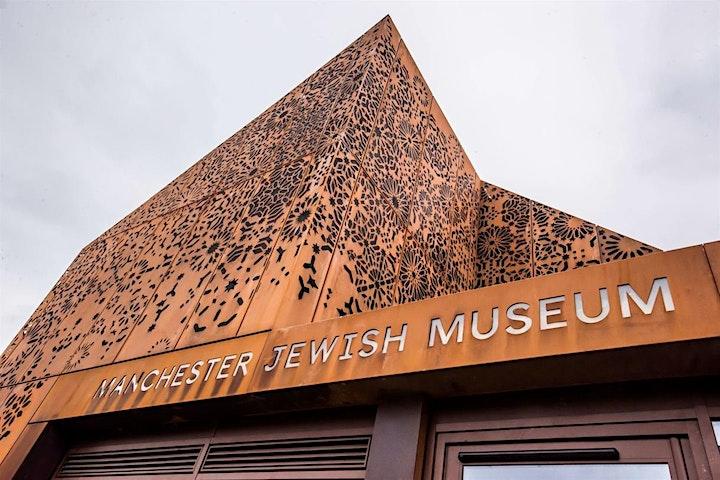 Jewish Manchester Tour (heimishe walking tour) image