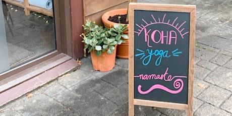 Sunday Koha Yoga tickets