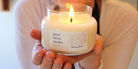 Clean Candle Making Workshop tickets