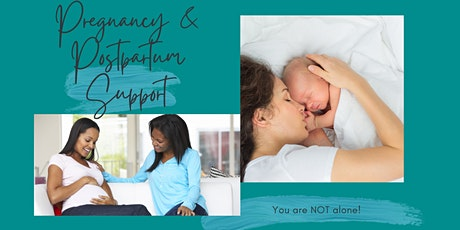 July Online Pregnancy and Postpartum Support Group tickets