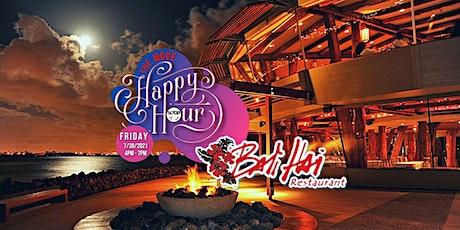The Move Happy Hour: Bali Hai tickets