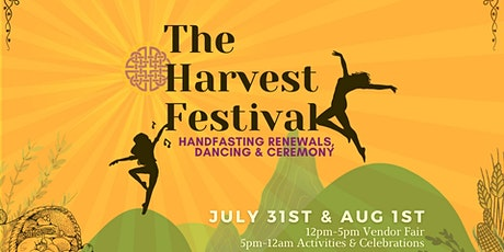 The Harvest Festival tickets