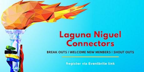 Laguna Niguel Connectors (LNC) - WED, August 4, 2021 tickets