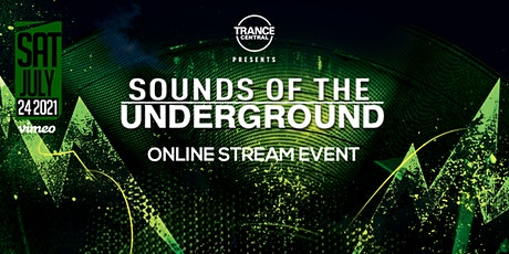 Sounds Of The Underground - Online Event tickets