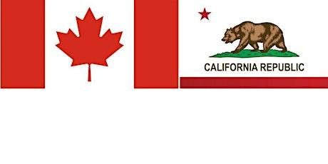 WEBINAR - Canada &California Privacy Laws tickets