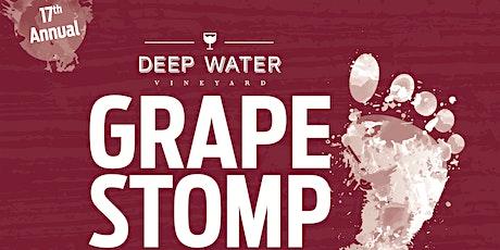 Grape Stomp Festival 2021 tickets