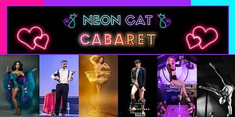 Late Night Puck Series: Neon Cat Cabaret  - 18+ tickets
