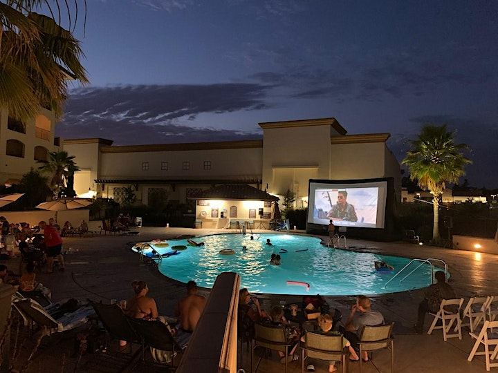 Movies in the POOL @ Murieta Presents: The Little Mermaid image