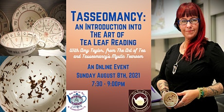 Tasseomancy; an Introduction into The Art of Tea Leaf Reading biglietti