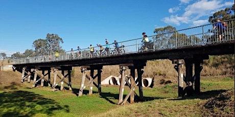 Loopy Rail Trail Weekend - Wondai to Moffatdale Circuit 110km tickets