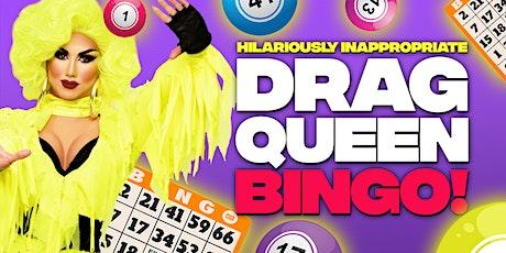 Drag Bingo @ Tin Roof Raleigh, NC •9/26 tickets