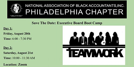 Executive Board Boot Camp tickets