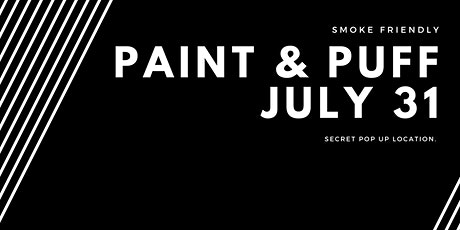Paint & Puff tickets