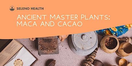 NAPIER: Maca & Cacao workshop @ Chantal tickets