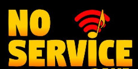 No Service  @ the Viper Room tickets