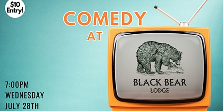 Comedy at Black Bear Lodge tickets